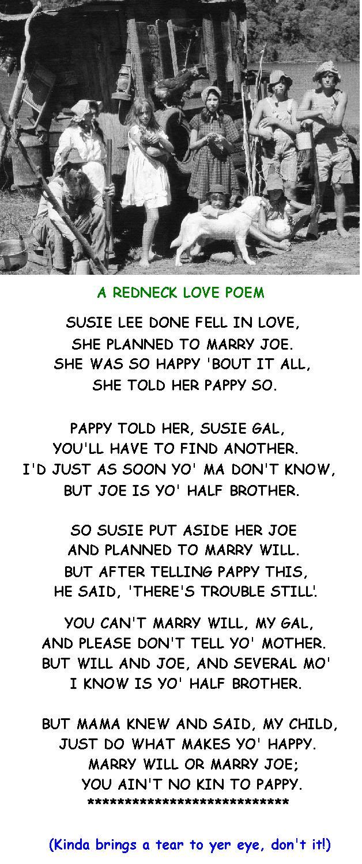 Redneck Love Poem Rednec10