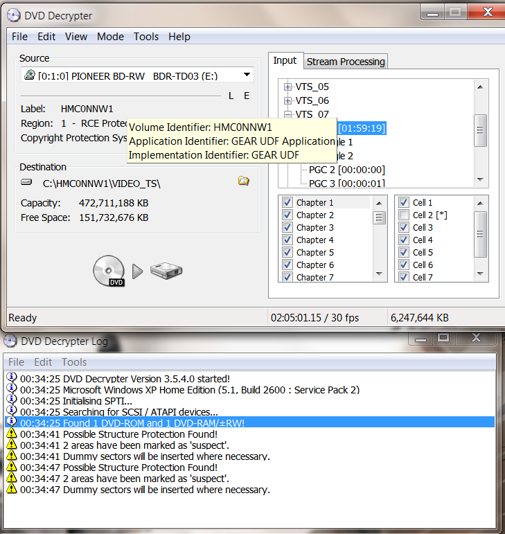 (READ THIS BEFORE POSTING!!) Tutorial on DVD RIPPING and how to RE-ENCODE MKVS 110