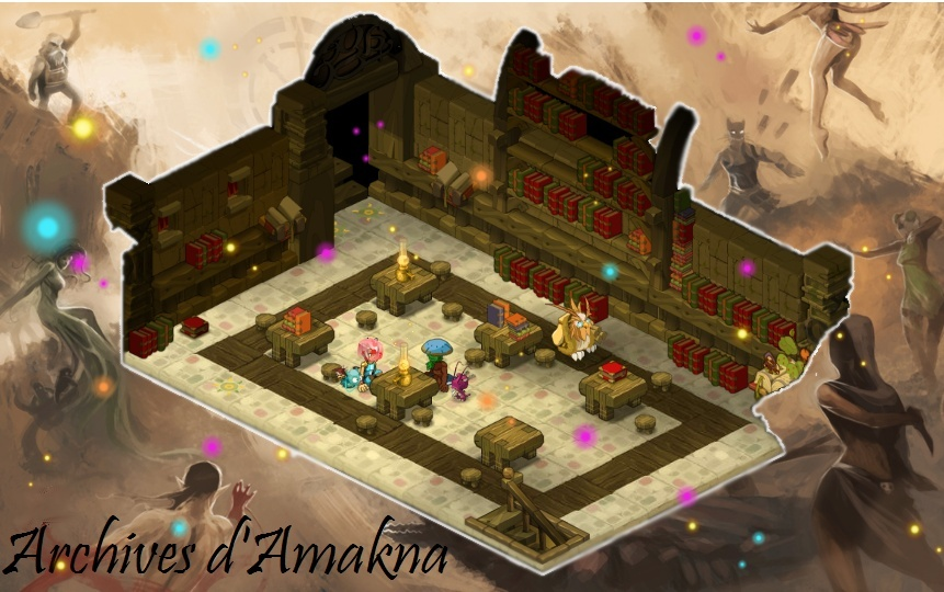 [Bibliotheque] Les Archives d'Amakna Siel10
