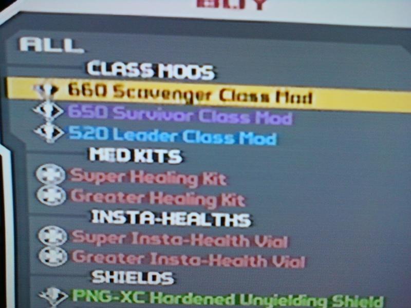 crazy weird Defender Class Mod! Sspx0245