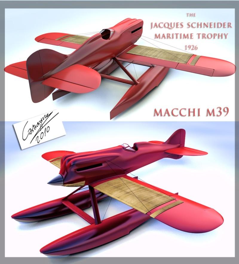 Macchi M-39 Macchi10