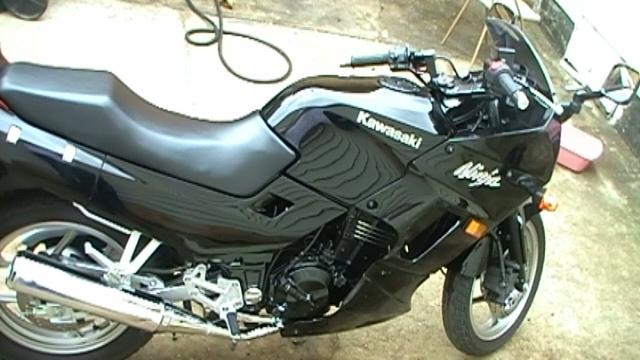 My new toy. Bike110