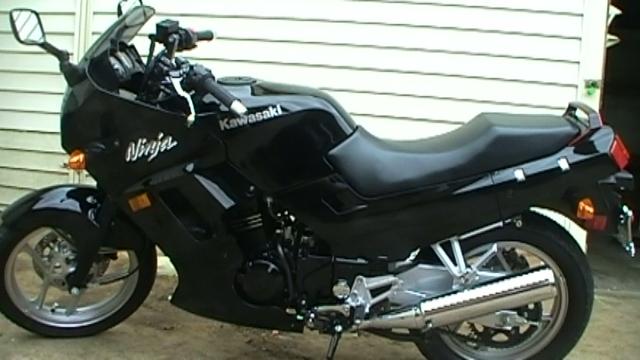 My new toy. Bike210