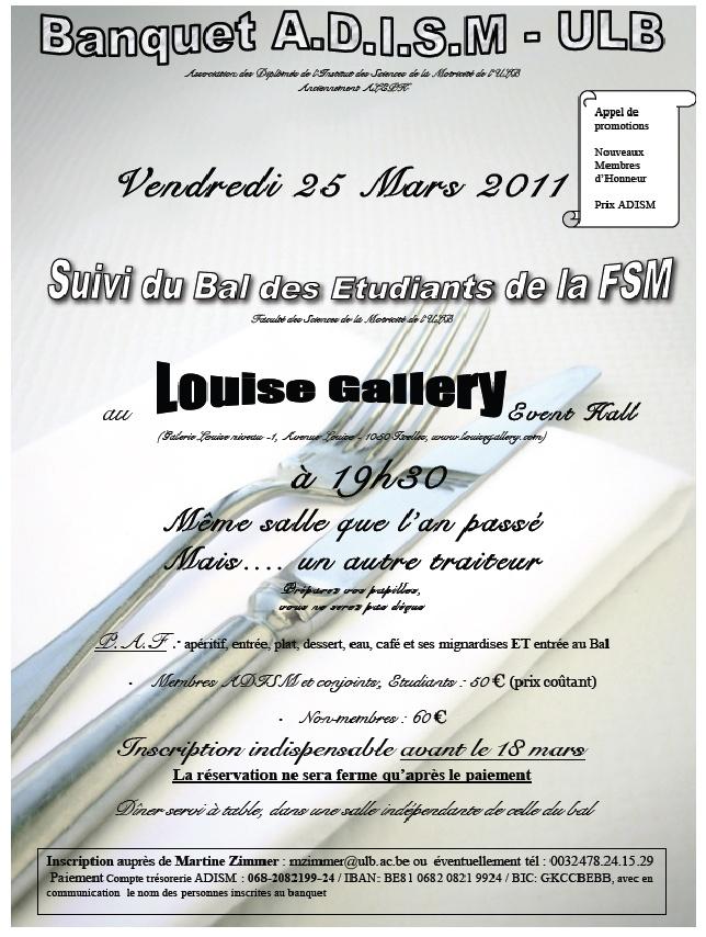 [ADISM] Banquet pré-Bal Banque10