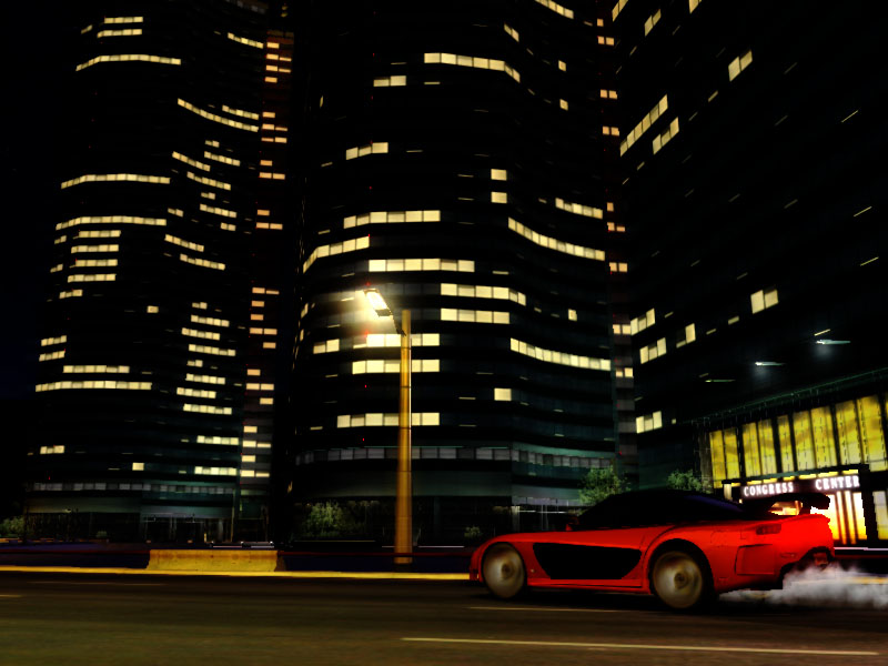 [Photos] Screenshots de X-Ride Screen10