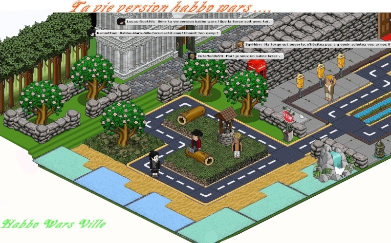 Habbo-Wars-Ville