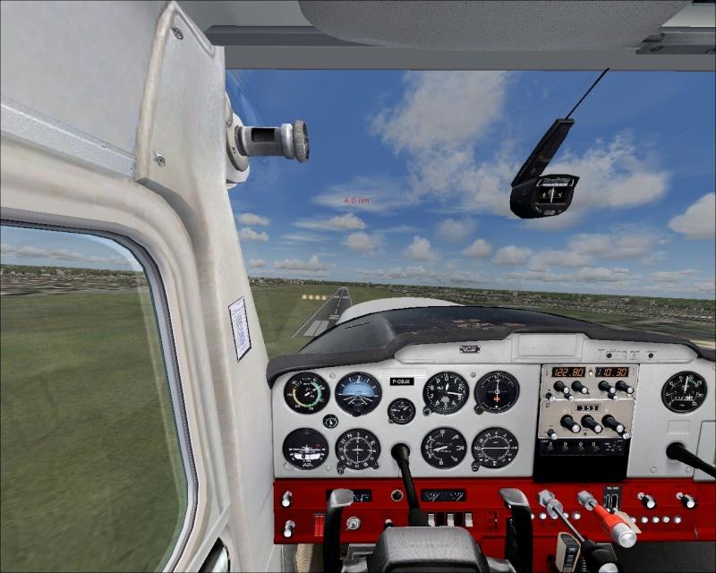 Scene Le Mans - Arnage LFRM 710