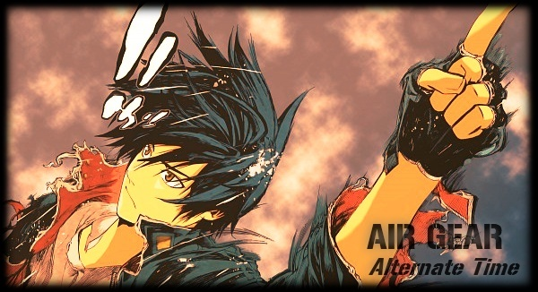 Air Gear: Alternate Time