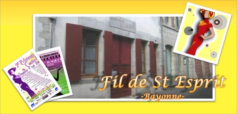 Atelier couture Fil de St Eprit - Bayonne