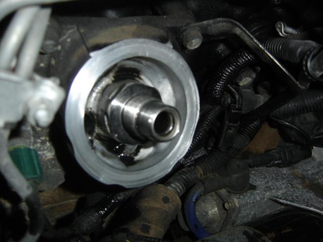 Montage radiateur d'huile moteur sur 1 kzt 1hdt - Page 2 Dsc06614