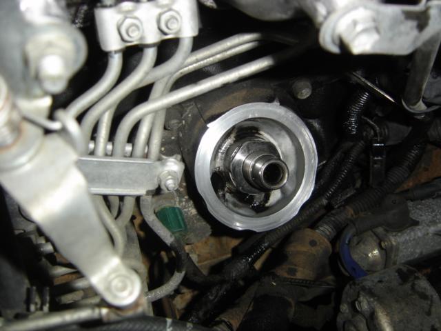 Montage radiateur d'huile moteur sur 1 kzt 1hdt - Page 2 Dsc06615