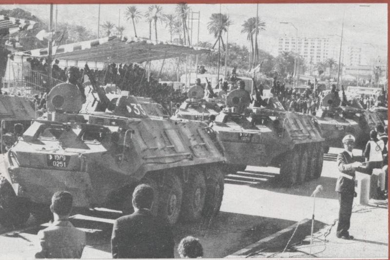 القوات البرية الجزائرية  04_01_26