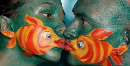 Bodypainting A1310