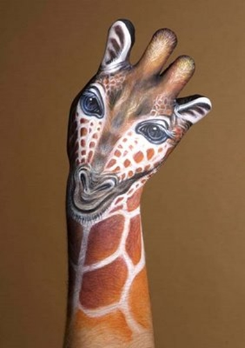 Bodypainting A510
