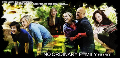 No Ordinary Family Fance Forum Sans_t12