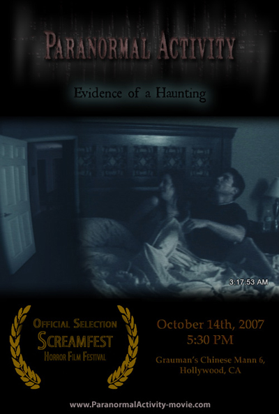 Paranormal Activity [2007] 1215