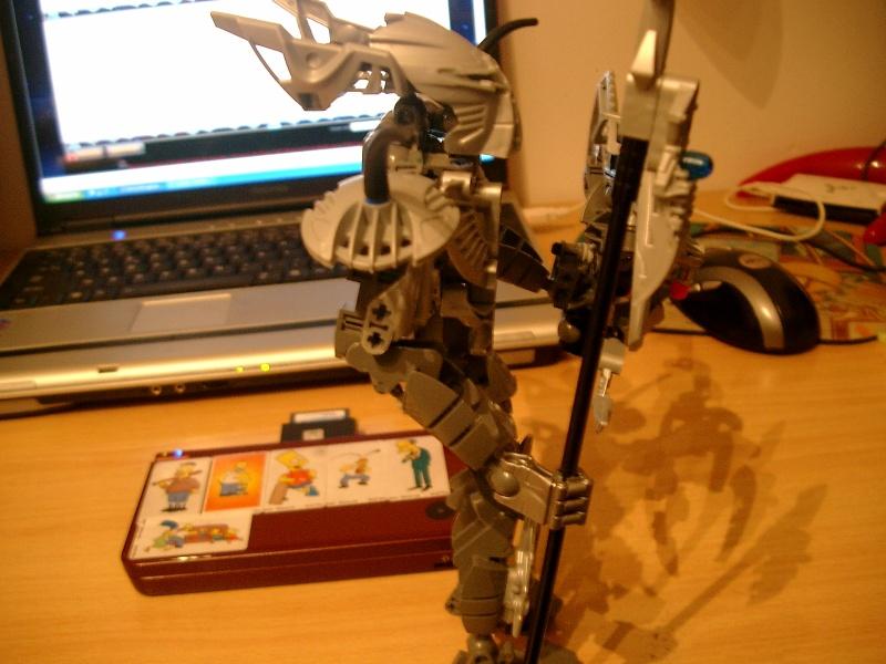 [MOC] WIP:ragnarok metal slime armor version Imgp4314
