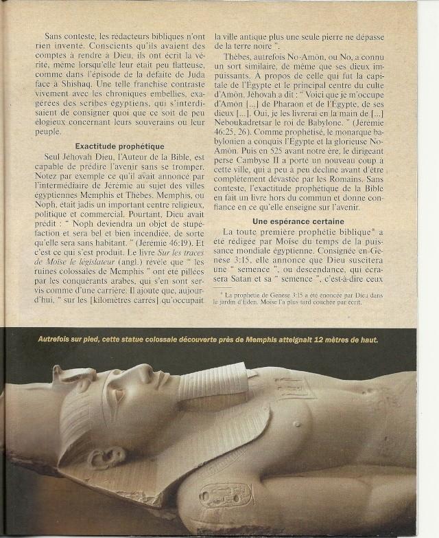 LES PUISSSANCES MONDIALES l'Egypte Numar124