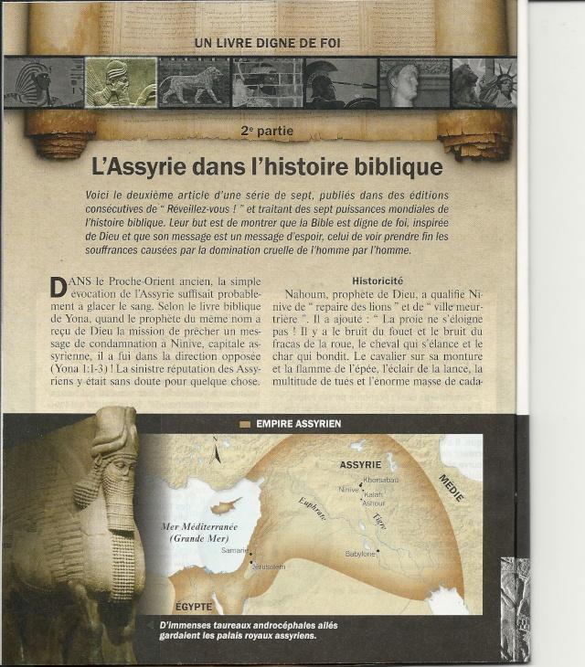 La marche des puissances mondiales  l'Assyrie Numar131