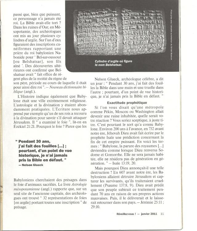 La marche des puissances mondiales  Babylone Numar147