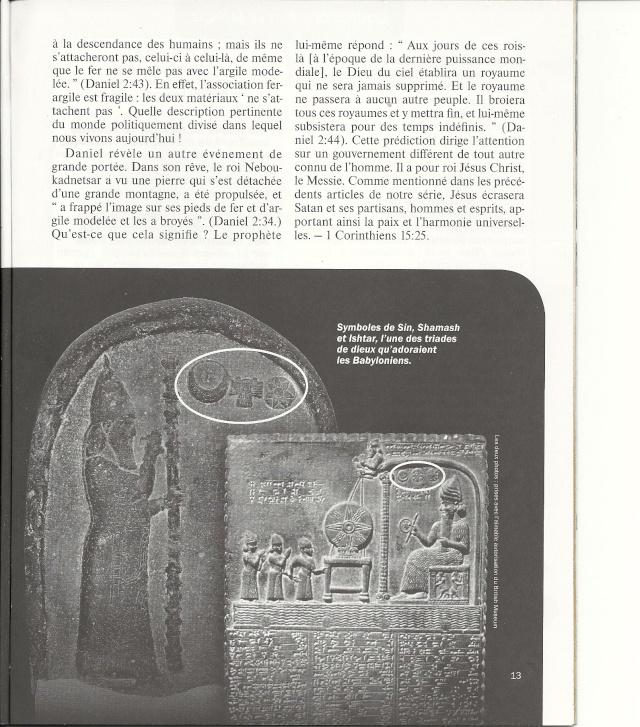 La marche des puissances mondiales  Babylone Numar149