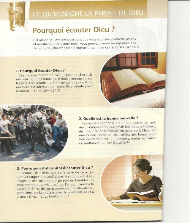 Un nouvel outil pour commencer des étudesbibliques Numar241