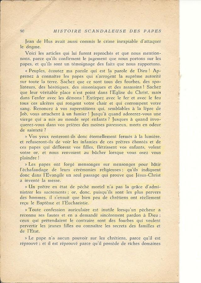 Suite et fin de l'histoire du pape jean XXIII (1410) Numari26