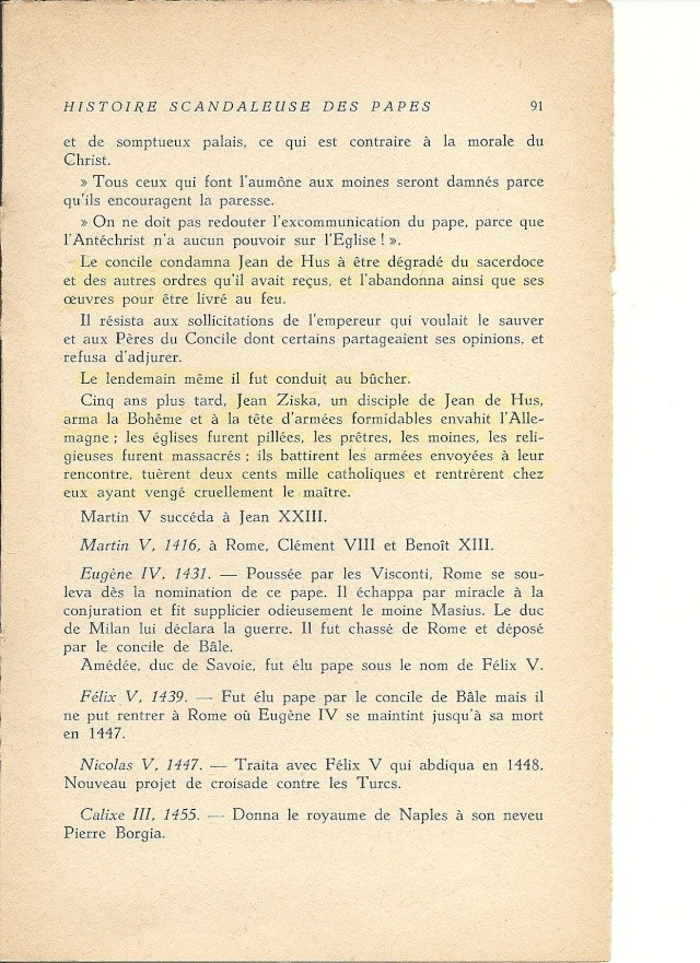 Suite et fin de l'histoire du pape jean XXIII (1410) Numari27