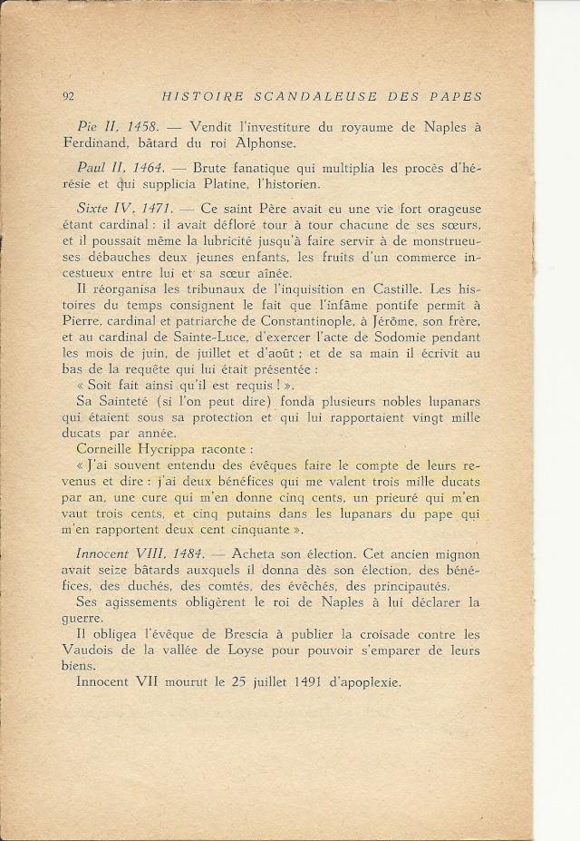 Suite et fin de l'histoire du pape jean XXIII (1410) Numari28