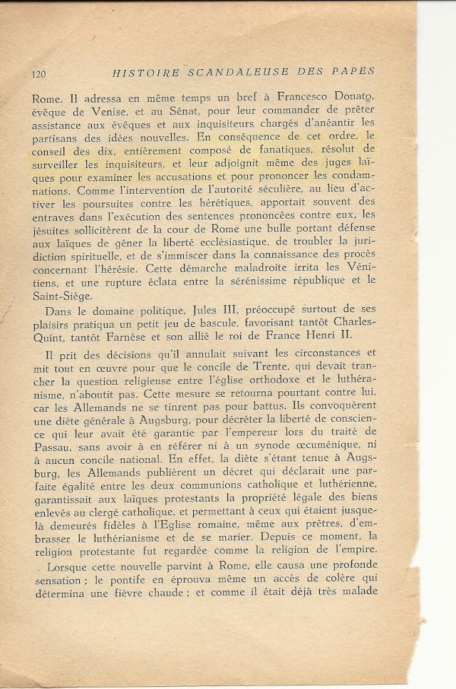 Histoire de Jules III et des Jesuites Numari49