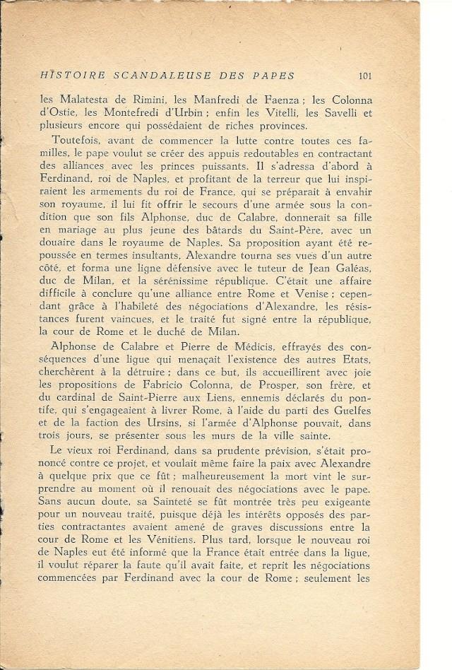 Suite de l'histoire du pape Alexandre VI Page_116