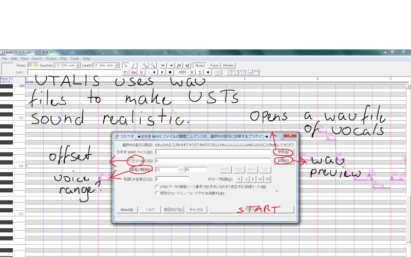 How to work UTALIS Utaris12