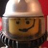Minifig pompier
