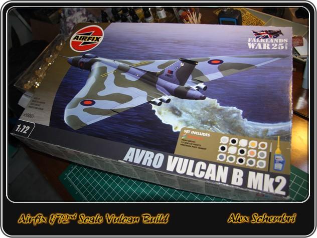 Airfix Avro Vulcan B Mk2 Vulcan12