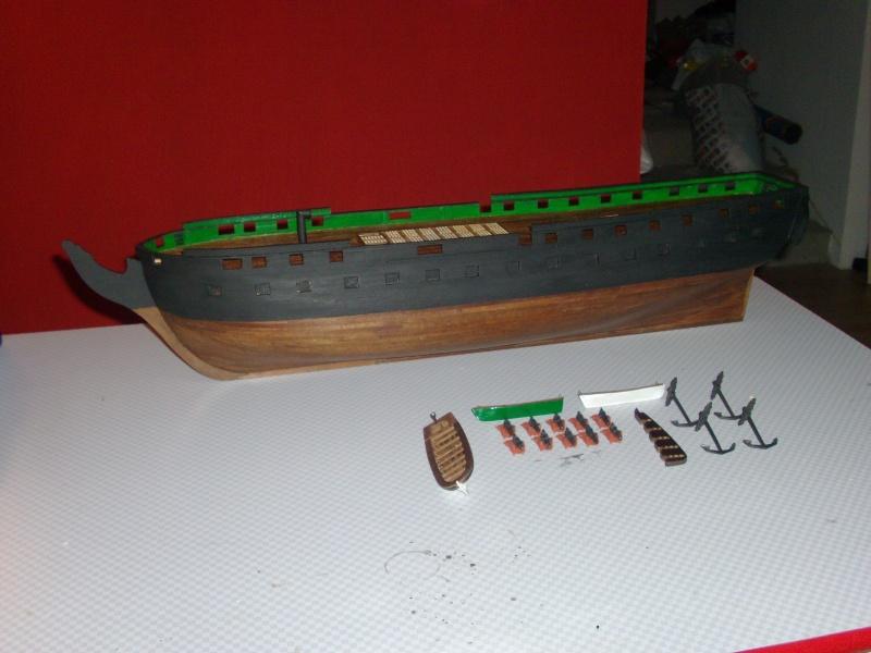 USS Constitution 1:76 Consti18