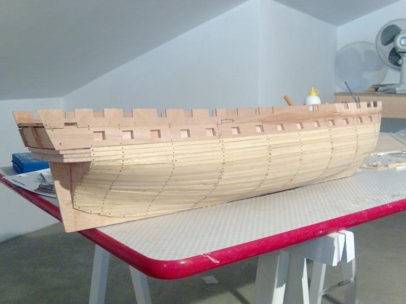 USS Constitution 1:76 Consti21