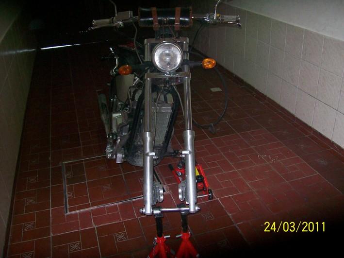 MODIFICACION JAWA 300-6 10025010