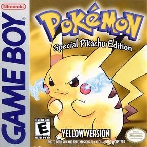 Pokémon Para celular, azul, rojo, amarillo, plata, oro 290px-11