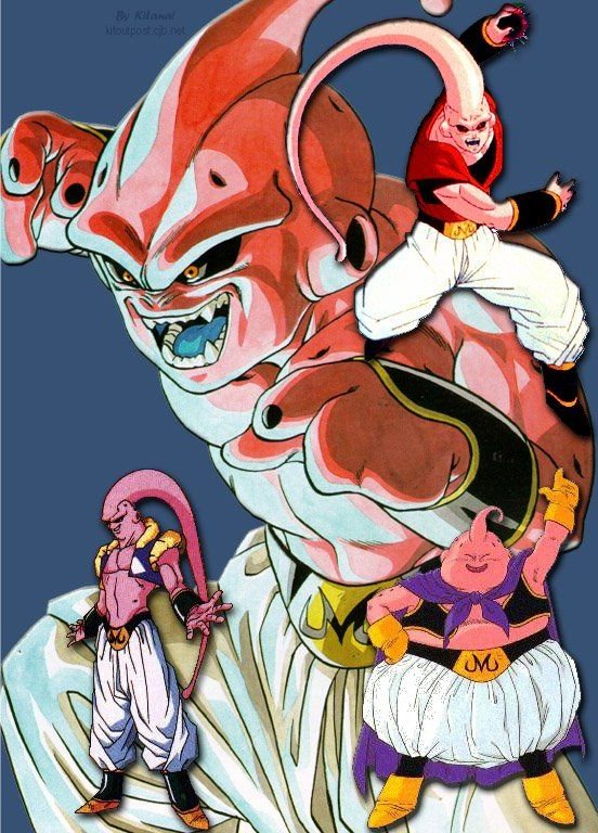 Dragon ball Buu110