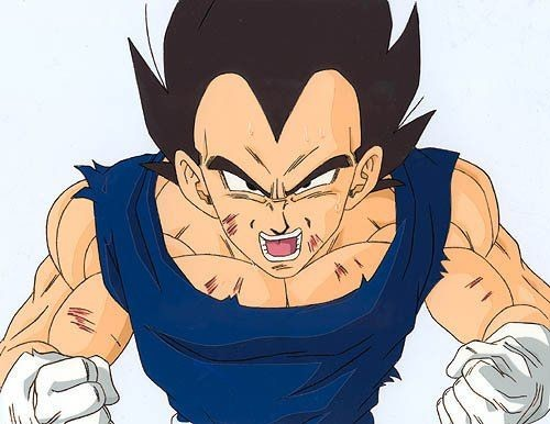 Dragon ball Vegeta10