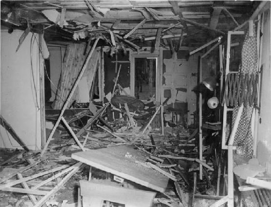 Attentat 20 juillet 1944. Wolfsh10