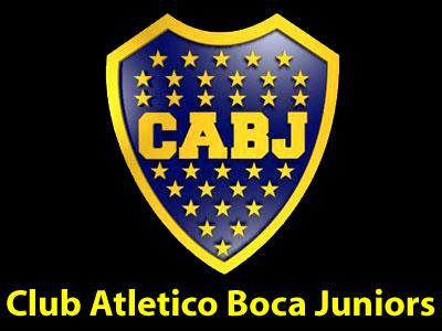 Plantel de Boca Jrs Argent17