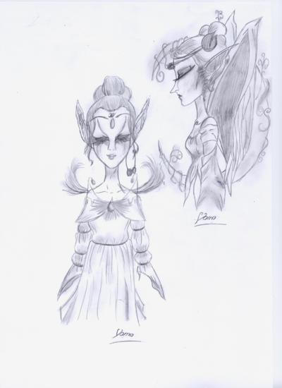 "Les dessins de Emma ^^ ( NEW :séance spécial "" profil "" Emma.W, Natalie.P, Ashley.O ) Les-fe10"