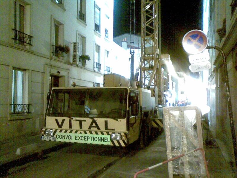 Les grues de VITAL (Groupe FOSELEV) (France) 04112012