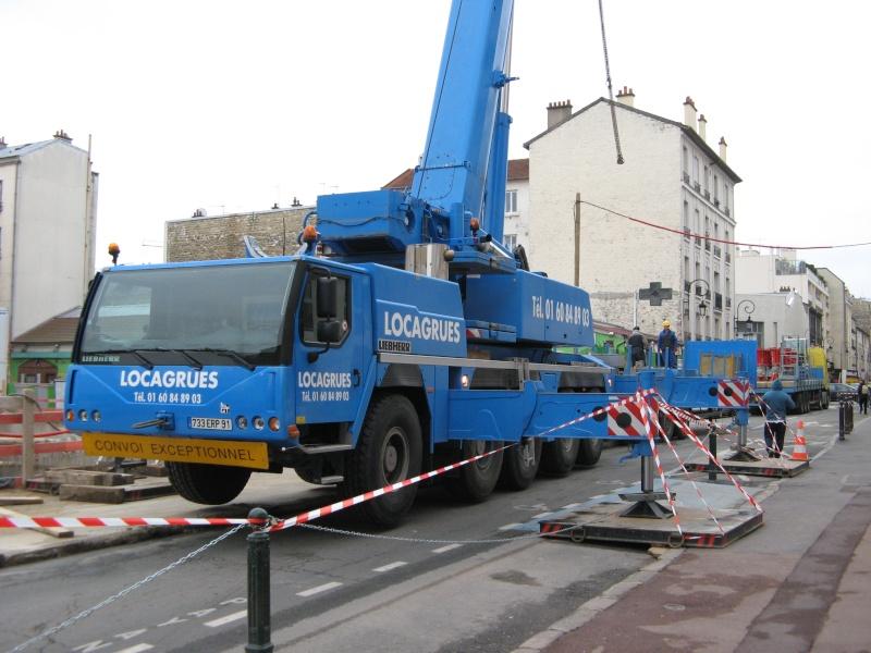 Les grues de M.L.G.T / LOCAGRUES (France) Photo176