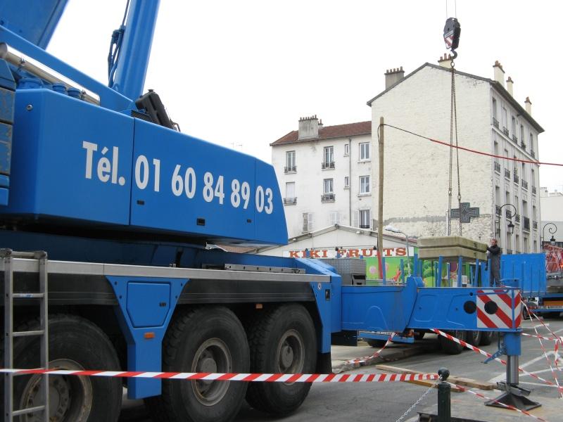 Les grues de M.L.G.T / LOCAGRUES (France) Photo183