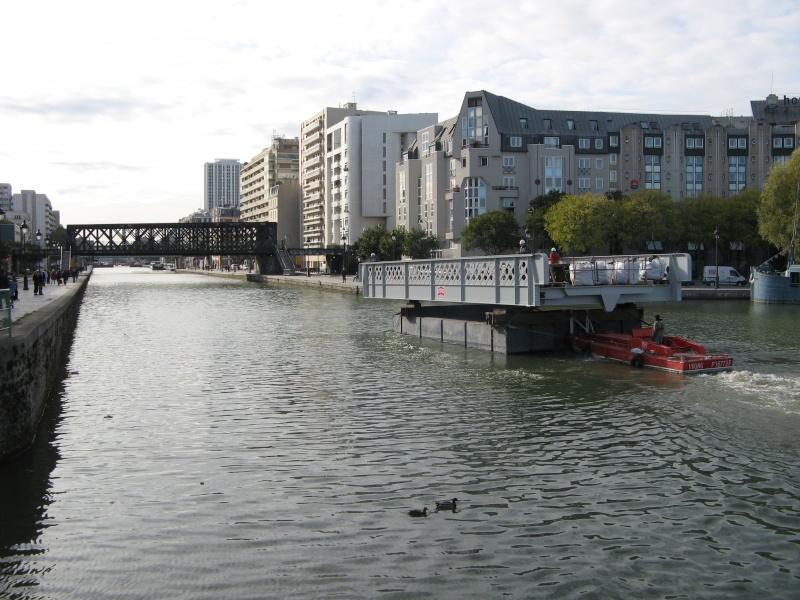 Renovation du pont levant à Crimée (Paris 19e) Photo_47
