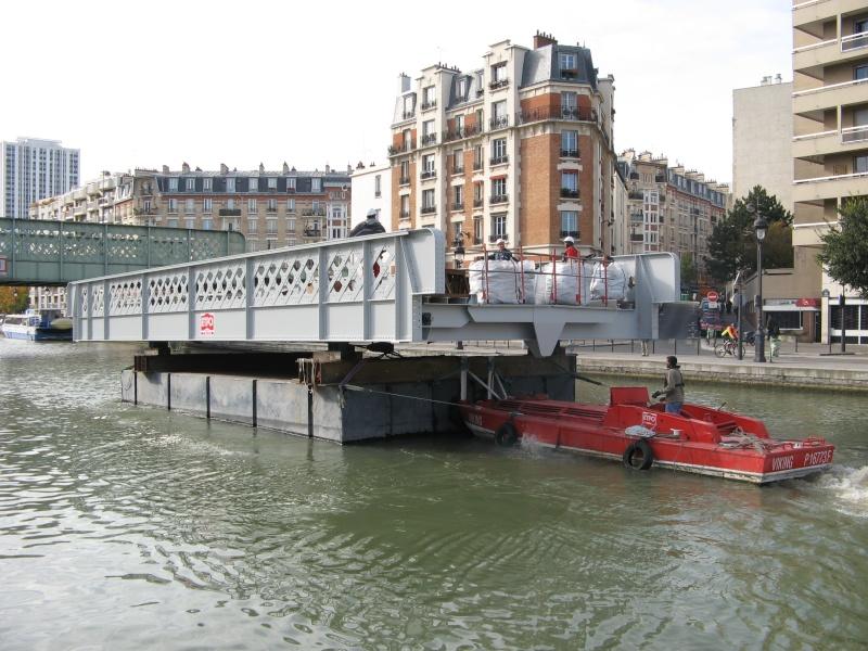 Renovation du pont levant à Crimée (Paris 19e) Photo_49