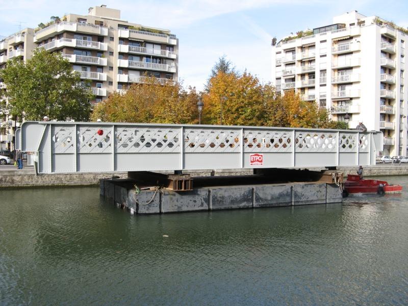 Renovation du pont levant à Crimée (Paris 19e) Photo_51