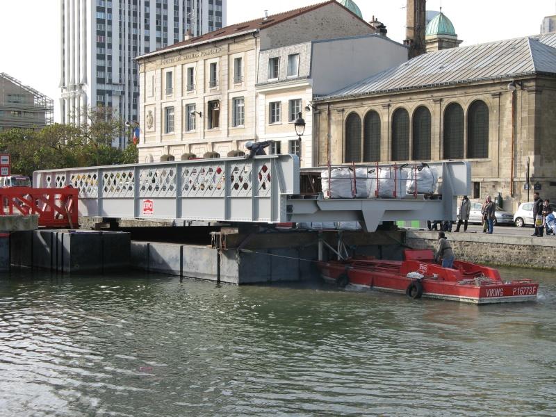 Renovation du pont levant à Crimée (Paris 19e) Photo_53